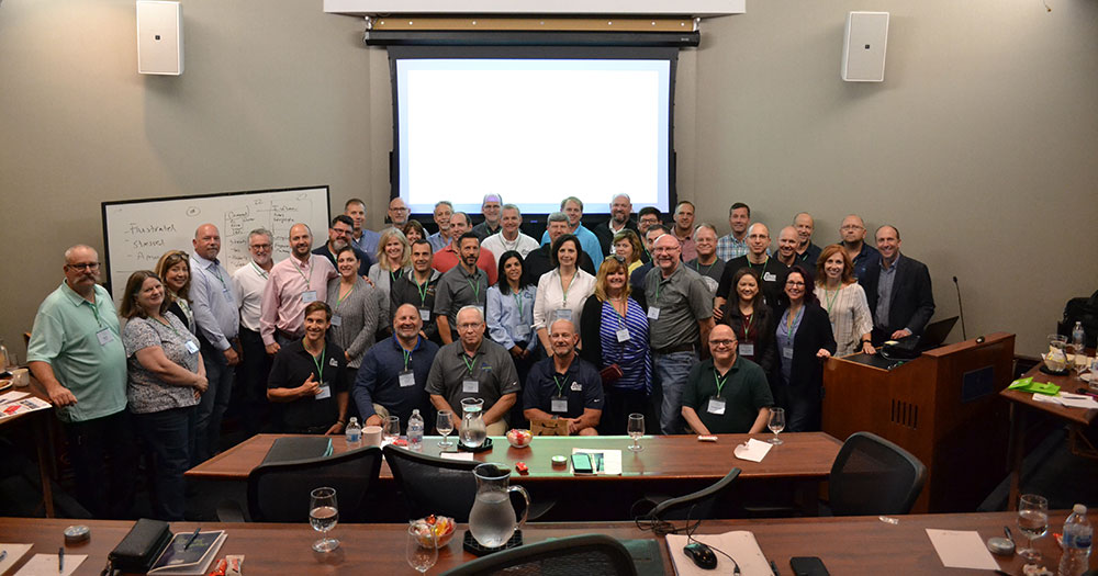 FMT conference group photo