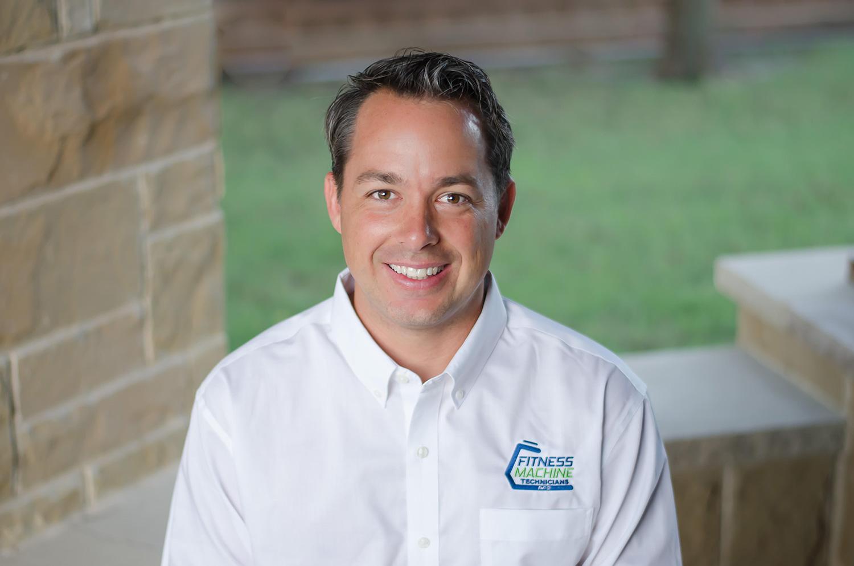 Drew Martin, Owner of Fitness Machine Technicians Dallas