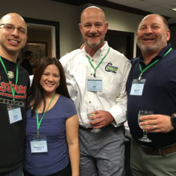 Franchisees from across the country got to meet each other in person for the first time.