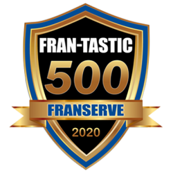 FranServe FRAN-TASTIC 2020 Award