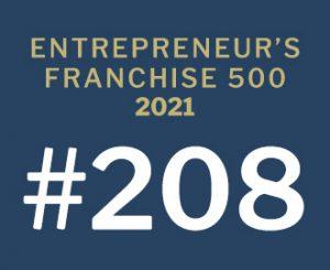 Entrepreneur Franchise 500